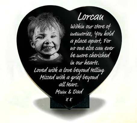 Memorial Gift for a Child