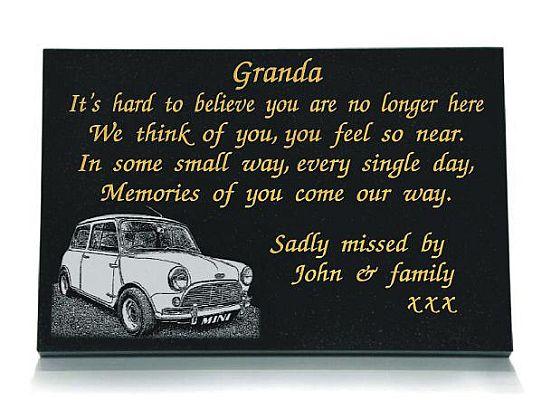 Grandfather Memorial
