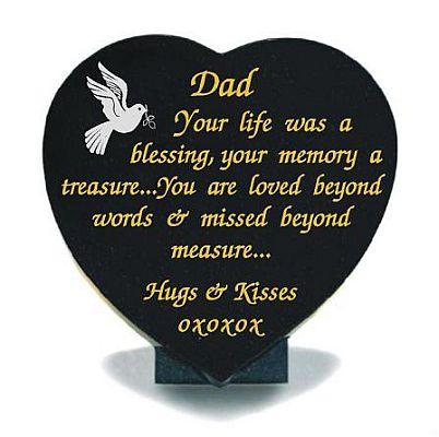 Dads Memorial