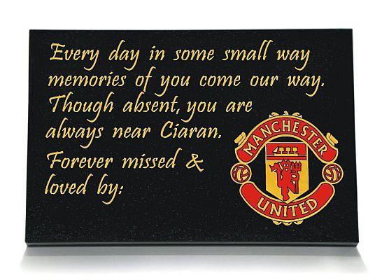 Manchester United Memorial